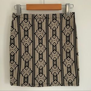 FOREVER 21 Cute Stretchy Mini Skirt / Size Small